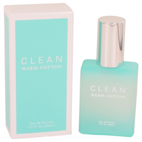 Clean Warm Cotton Eau De Parfum Spray