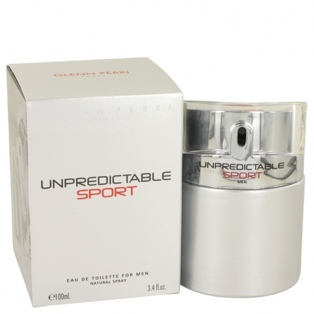 Glenn Perri Unpredictable Sport Eau De Toilette Spray