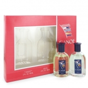 Dana Canoe Gift Set 60 ml Eau De Toilette Spray + 60 ml After Shave