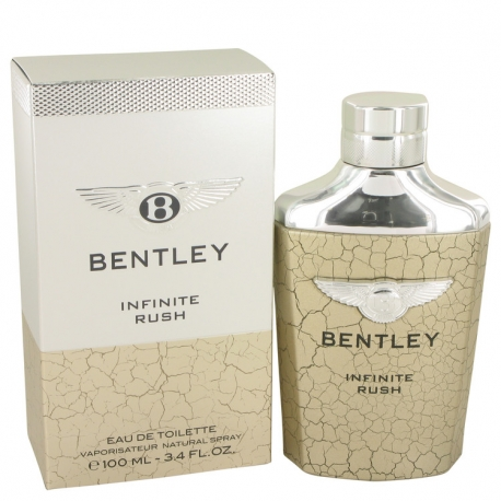 Bentley Bentley Infinite Rush Eau De Toilette Spray