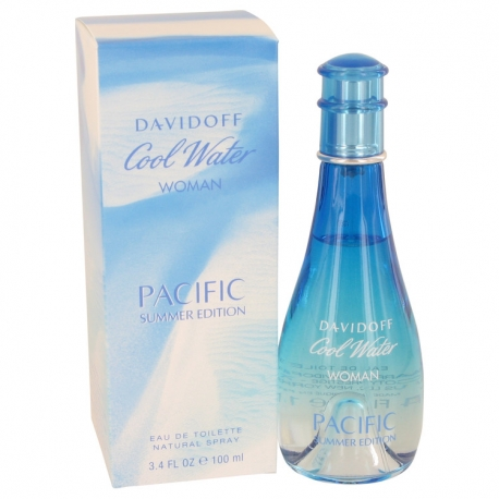 Davidoff Cool Water Pacific Summer Eau De Toilette Spray