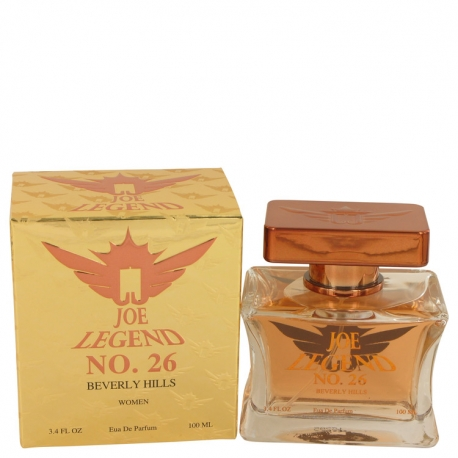 Joseph Jivago Joe Legend No. 26 Eau De Parfum Spray