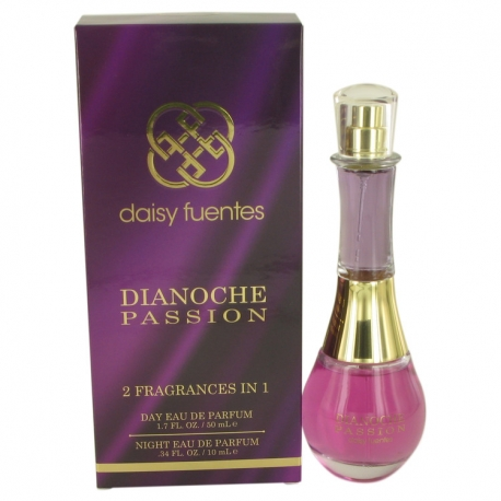 Daisy Fuentes Dianoche Passion Includes Two Fragrances Day and Night 10 ml Eau De Parfum Spray