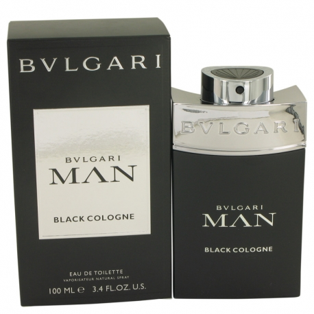 Bvlgari Bvlgari Man Black Cologne Eau De Toilette Spray
