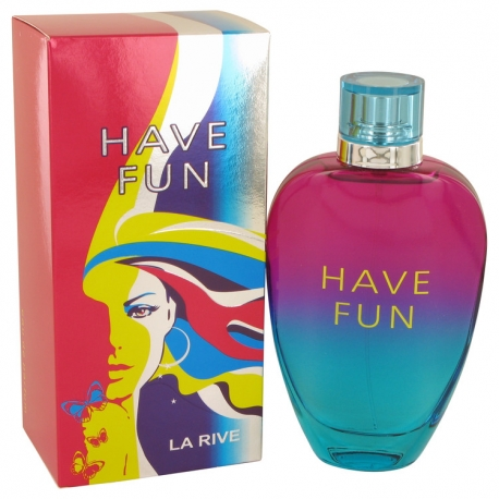 La Rive La Rive Have Fun Eau De Parfum Spray