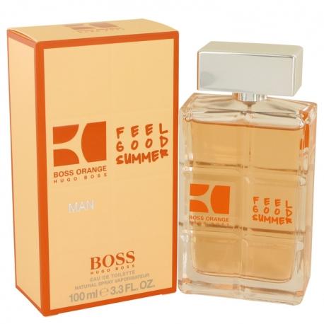 Hugo Boss Boss Orange Feel Good Summer Eau De Toilette Spray