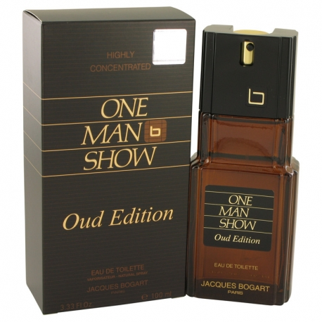 Jacques Bogart One Man Show Oud Edition Eau De Toilette Spray