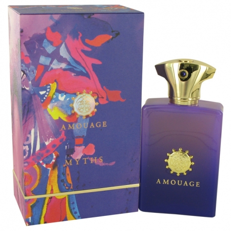 Amouage Amouage Myths Eau De Parfum Spray