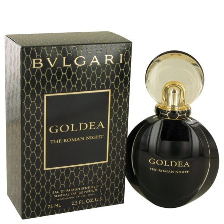 Bvlgari Bvlgari Goldea The Roman Night Eau De Parfum Spray