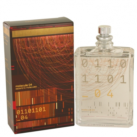 Escentric Molecules Molecule 04 Eau De Toilette Spray