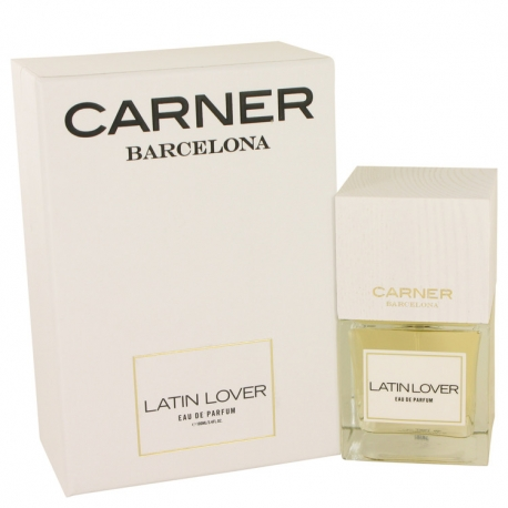 Carner Barcelona Latin Lover Eau De Parfum Spray