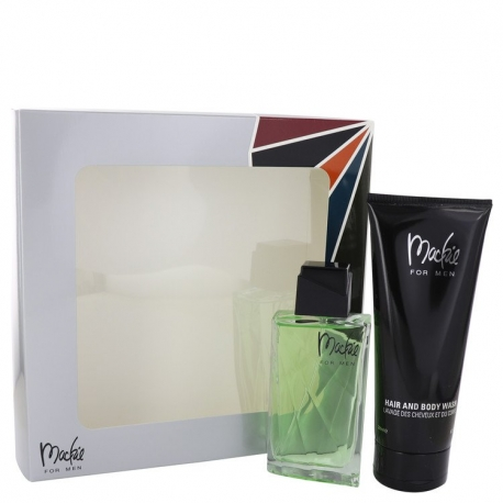 Bob Mackie Mackie Gift Set 3.4 oz Eau De Toilette Spray + 6.7 oz Shower Gel