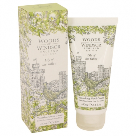 Woods Of Windsor Lily Of The Valley Nourishing Hand Cream