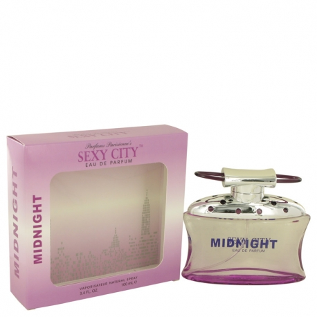 Parfums Parisienne Sexy City Midnight Eau De Parfum Spray
