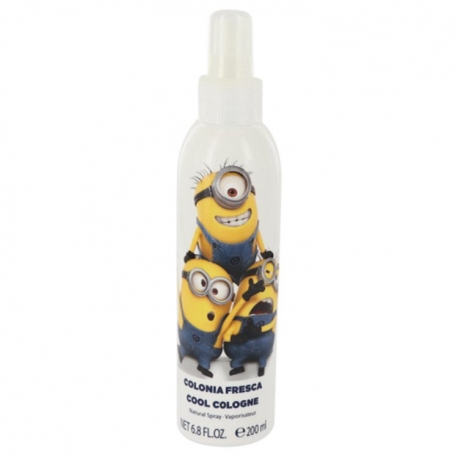 Minions Minions Yellow Body Spray
