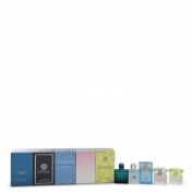 Versace Bright Crystal Gift Set The Best of Versace Men's and Women's Miniatures Collection Includes Versace Eros, Versace