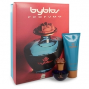 Byblos Byblos Gift Set 1.68 oz Eau De Parfum Spray + 6.75 Body Lotion