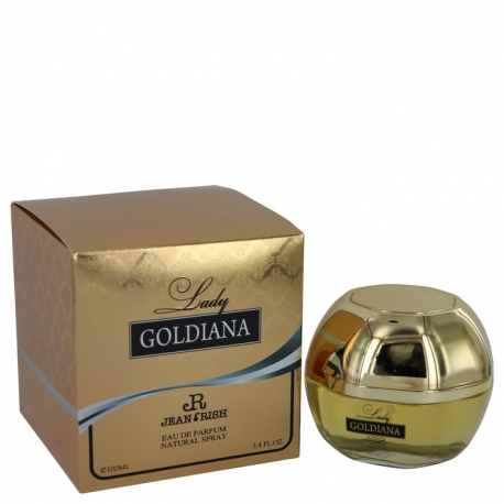 Jean Rish Lady Goldiana Eau De Parfum Spray