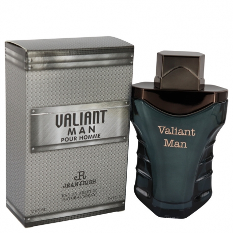 Jean Rish Valiant Man Eau De Toilette Spray