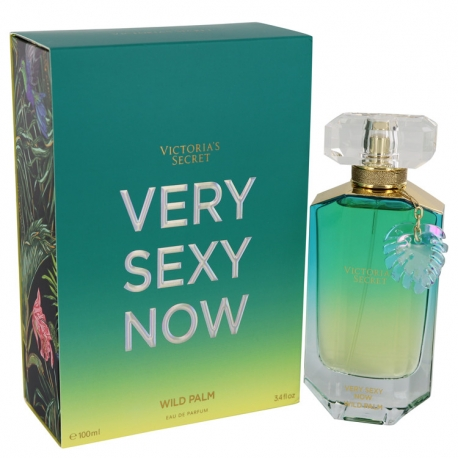 Victoria's Secret Very Sexy Now Wild Palm Eau De Parfum Spray
