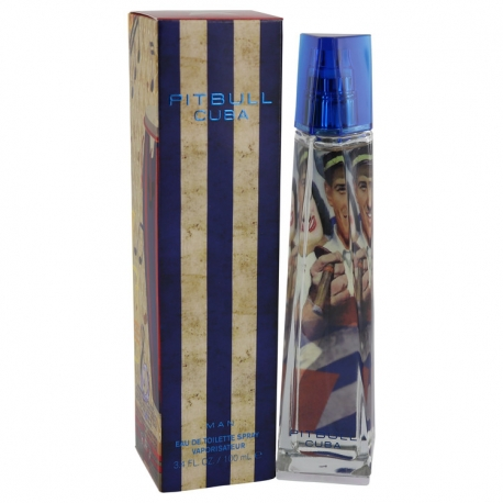 Pitbull Pitbull Cuba Eau De Toilette Spray
