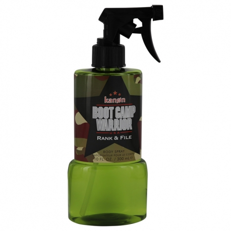 Kanon Kanon Boot Camp Warrior Rank & File Body Spray