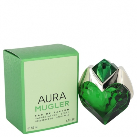 Thierry Mugler Mugler Aura Eau De Parfum Spray Refillable