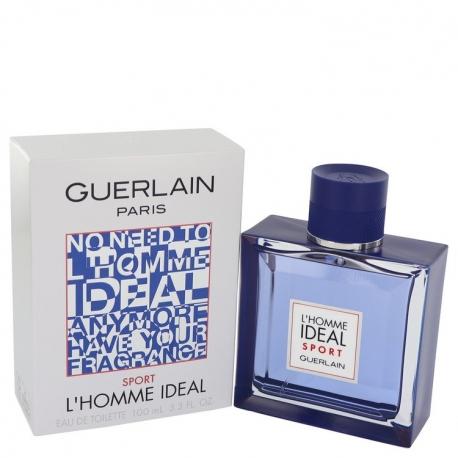 Guerlain L'homme Ideal Sport Eau De Toilette Spray