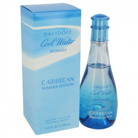 Davidoff Cool Water Caribbean Summer Eau De Toilette Spray