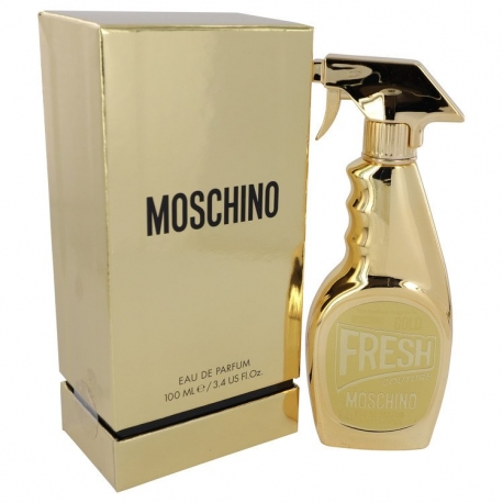 Moschino Moschino Fresh Gold Couture Eau De Parfum Spray