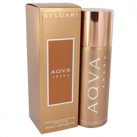 Bvlgari Aqva Amara Body Spray