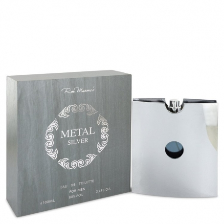 Ron Marone Metal Silver Eau De Toilette Spray