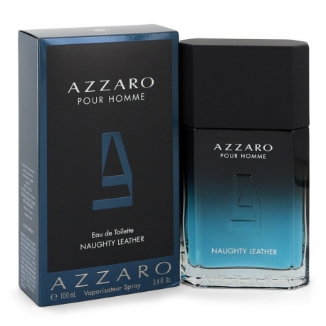 Azzaro Azzaro Naughty Leather Eau De Toilette Spray