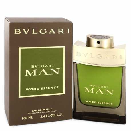 Bvlgari Bvlgari Man Wood Essence Eau De Parfum Spray