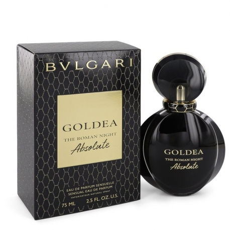 Bvlgari Bvlgari Goldea The Roman Night Absolute Eau De Parfum Spray