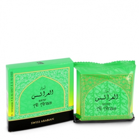 Swiss Arabian Asrar Al Arais Incense