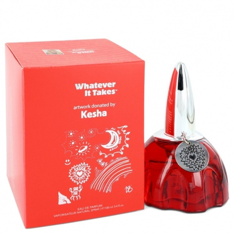 Whatever it Takes Whatever It Takes Kesha Eau De Parfum Spray