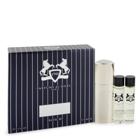 Parfums de Marly Layton Royal Essence Three Eau De Parfum Sprays Travel Set