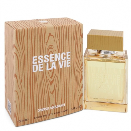 Swiss Arabian Essence De La Vie Eau De Toilette Spray