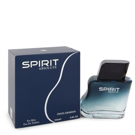 Swiss Arabian Swiss Arabian Spirit Absolute Eau De Toilette Spray