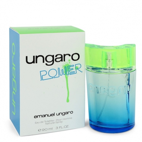 Emanuel Ungaro Ungaro Power Eau De Toilette Spray