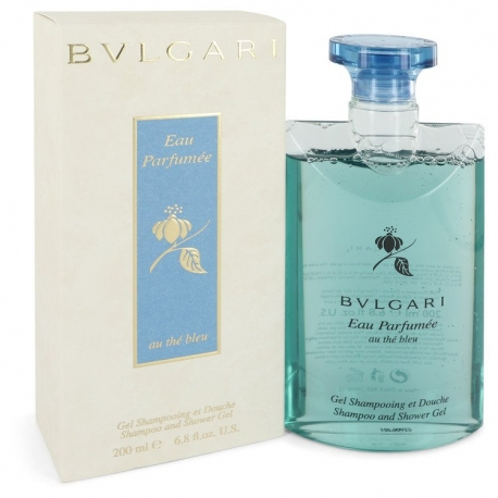 Bvlgari Eau Parfumee Au The Bleu Shower Gel