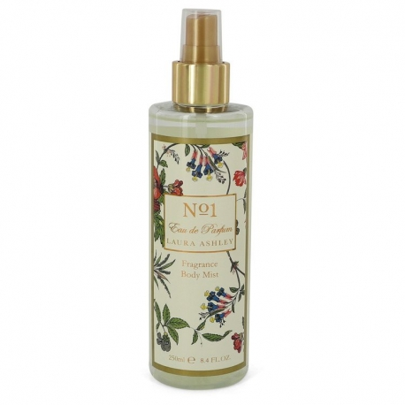 Laura Ashley No. 1 Fragrance Body Mist Spray