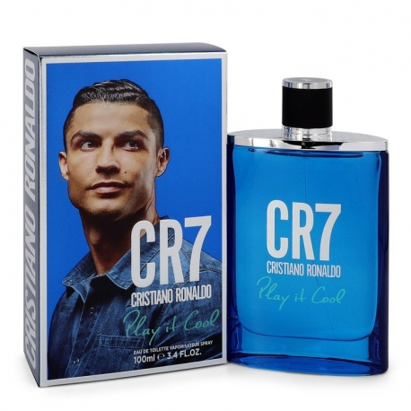 Cristiano Ronaldo CR7 Play It Cool Eau De Toilette Spray