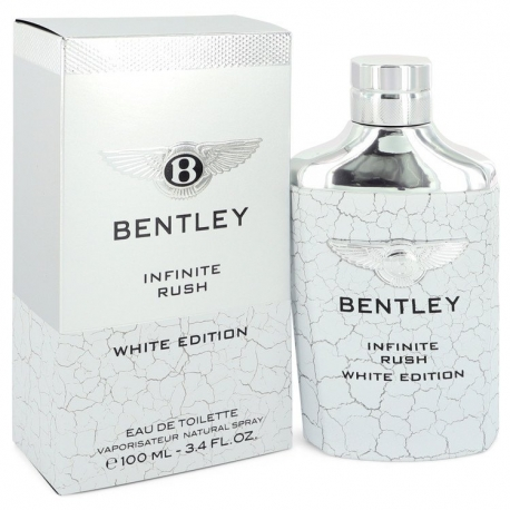 Bentley Bentley Infinite Rush Eau De Toilette Spray (White Edition)
