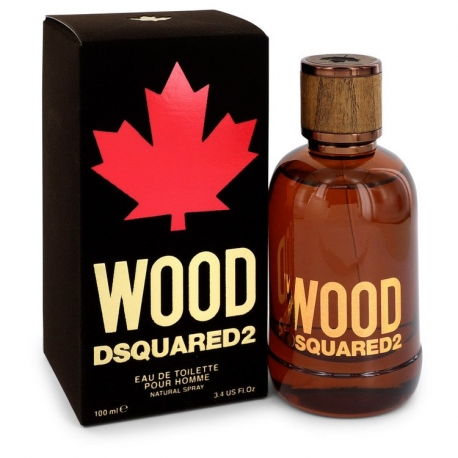 Dsquared2 Dsquared2 Wood Eau De Toilette Spray