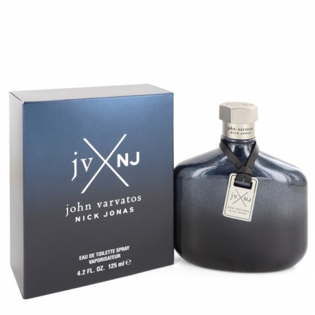 John Varvatos John Varvatos Nick Jonas JV x NJ Eau De Toilette Spray (Blue Edition)