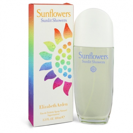 Elizabeth Arden Sunflowers Sunlit Showers Eau De Toilette Spray