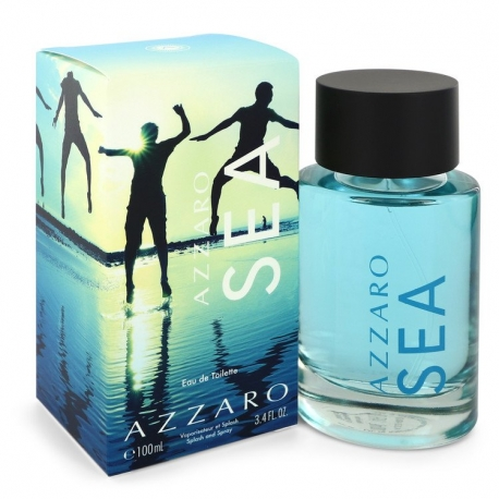 Azzaro Azzaro Sea Eau De Toilette Spray