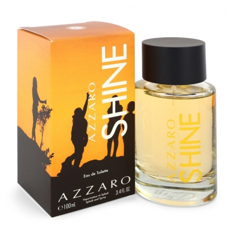 Azzaro Azzaro Shine Eau De Toilette Spray